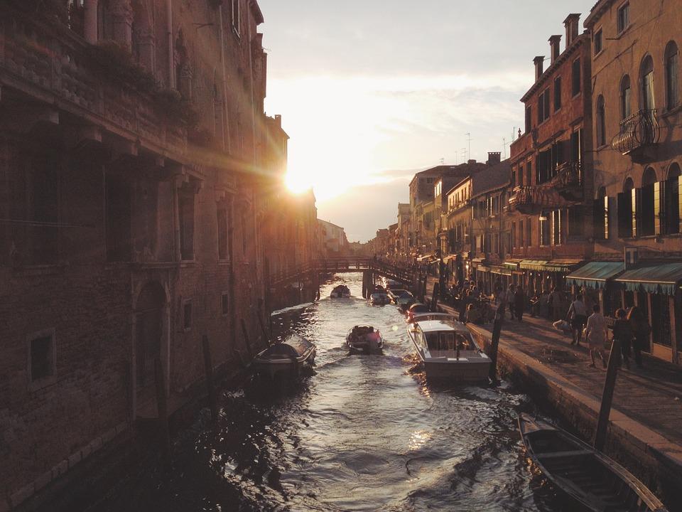 Temperatura wody w Wenecji