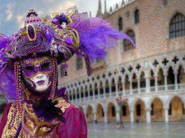 Wenecja karnawał