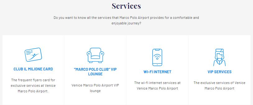 Lotnisko Marco Polo w Wenecji
