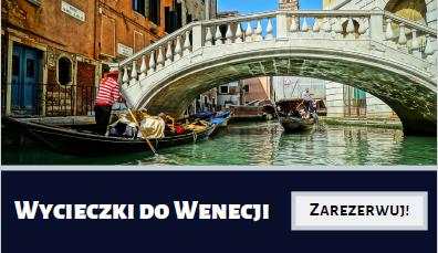Wycieczki do Wenecji